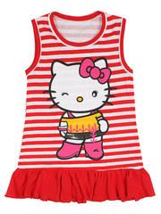 M-709 платье детское, красный