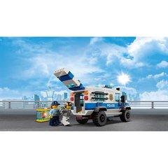 Конструктор LEGO City Police Воздушная полиция: кража бриллиантов 60209