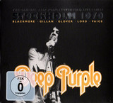 Deep Purple / Stockholm 1970 (2CD+DVD)
