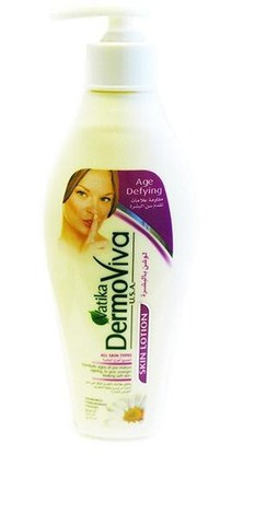 Лосьон для кожи Увлажняющий Антивозрастной, Vatika Dermoviva 200 мл