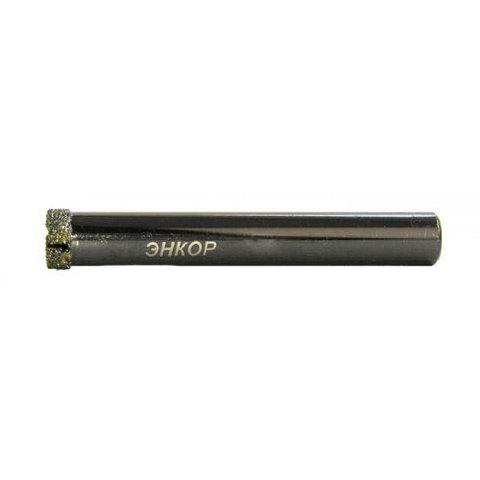 Сверло алмазное по керамограниту 10 мм