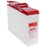 Аккумулятор MNB MR100-12FT ( 12V 100Ah / 12В 100Ач ) - фотография