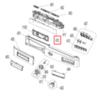 Электронный модуль для стиральной машины Hansa (Ханса) - 1033157