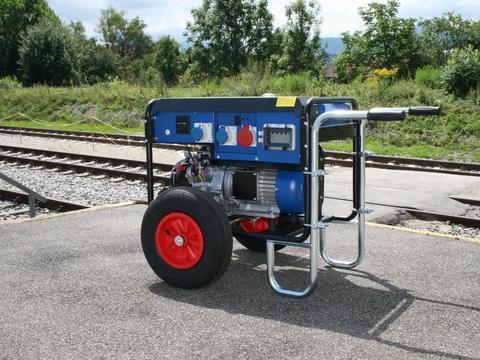 Электрический генератор Robel 70.01