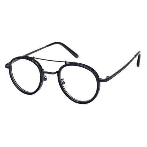 Имиджевые очки 9012002i Черный - фото