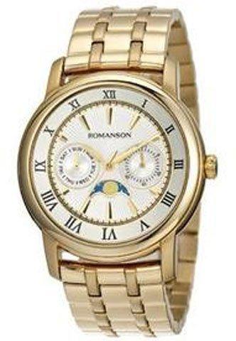 Купить Наручные часы Romanson TM2616FMGWH по доступной цене