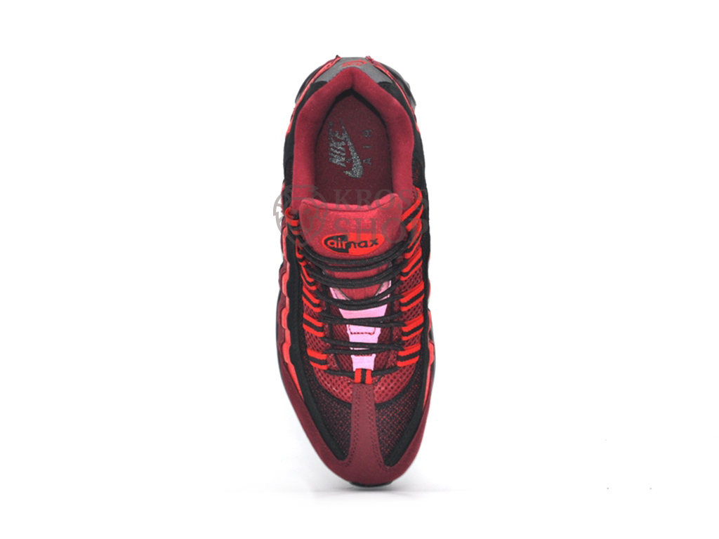 Nike Air Max 95 Essential Men's Black/Red
