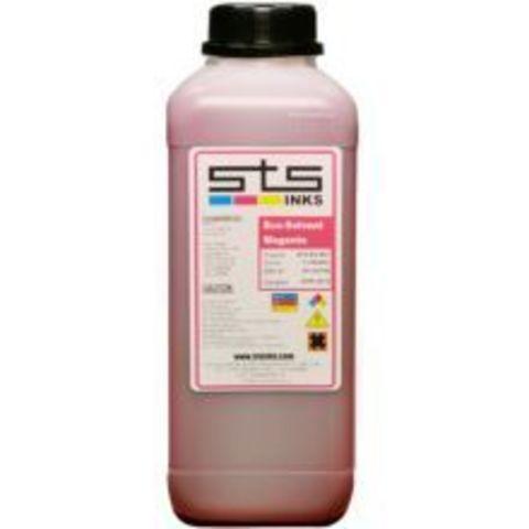 Экосольвентные (Eco-Solvent) чернила STS EcoSOL MAX, пурпурные (Magenta), 1000 мл