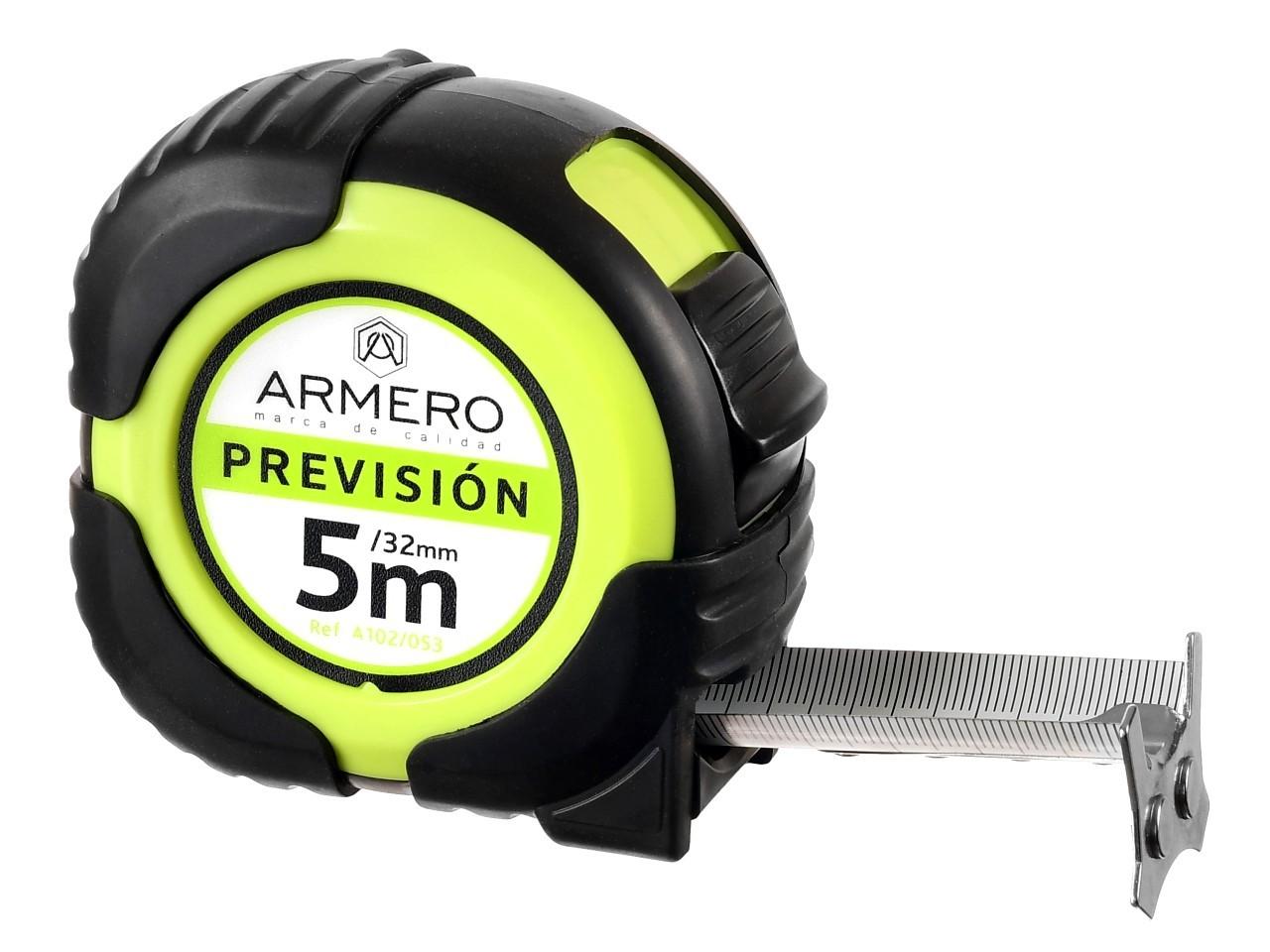 Рулетка A102/053 с автоблокировкой, 5м/32мм
