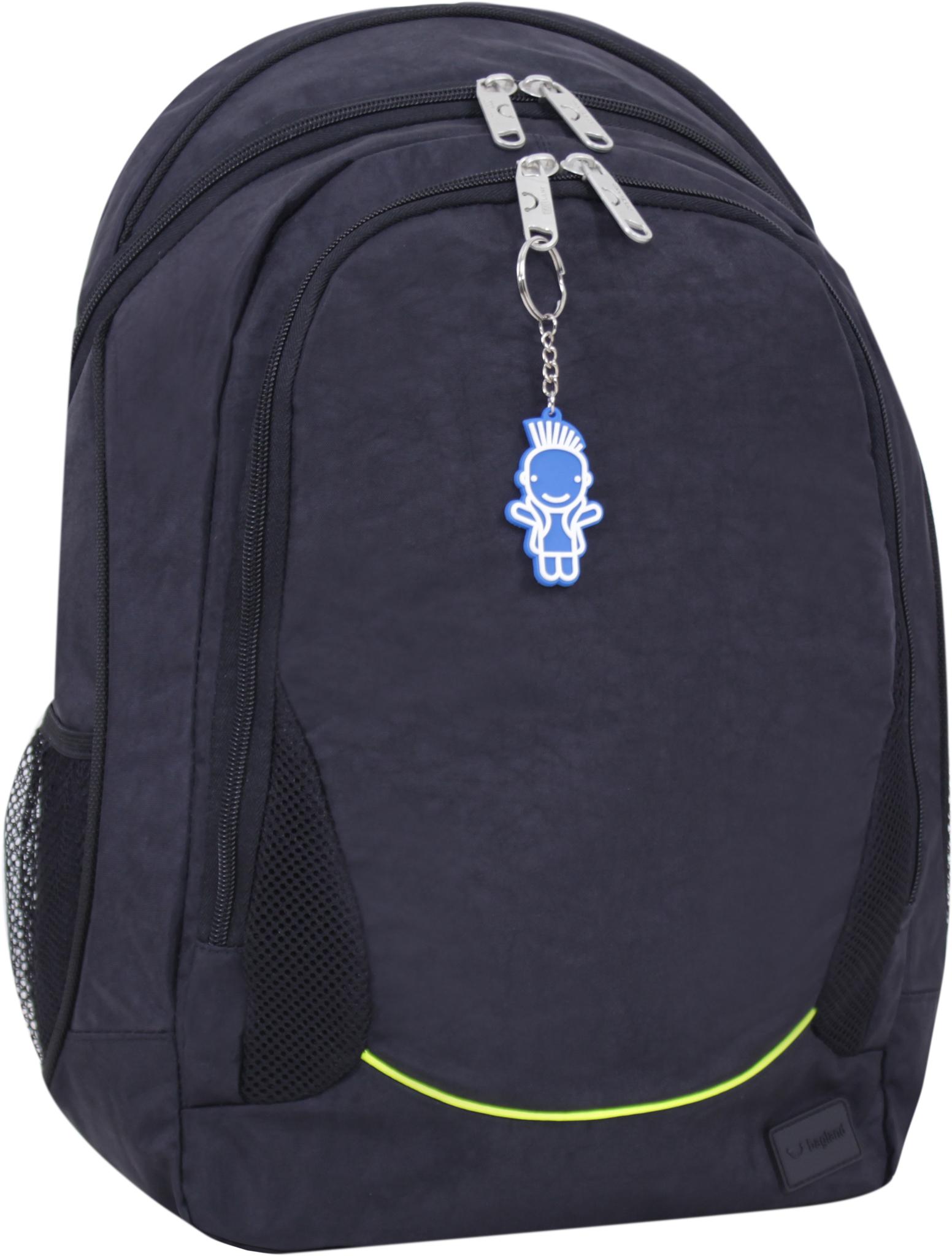 Городские рюкзаки Рюкзак Bagland Ураган 20 л. черный (0057470) IMG_8847.JPG