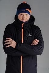 Утеплённая прогулочная лыжная куртка Nordski Pulse Black мужская