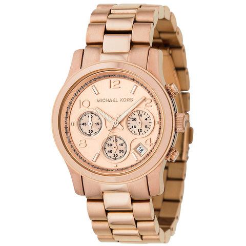 Купить Наручные часы Michael Kors Runway MK5128 по доступной цене