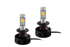 Светодиодные лампы INTERPOWER H7 30 W (белый свет)