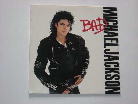 Michael Jackson / Bad (LP)