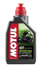 Моторное масло MOTUL Scooter Expert 4T MA 10W40