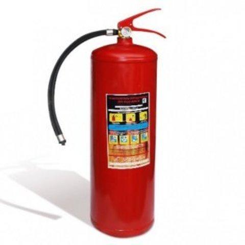 Порошковый огнетушитель ОП-8 (з) ВСЕ
