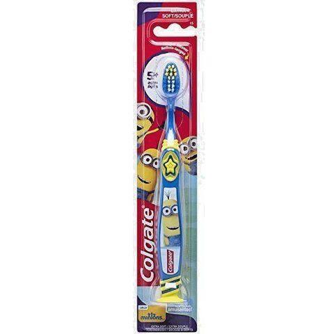 Зубная щетка Colgate Despicable Me 3