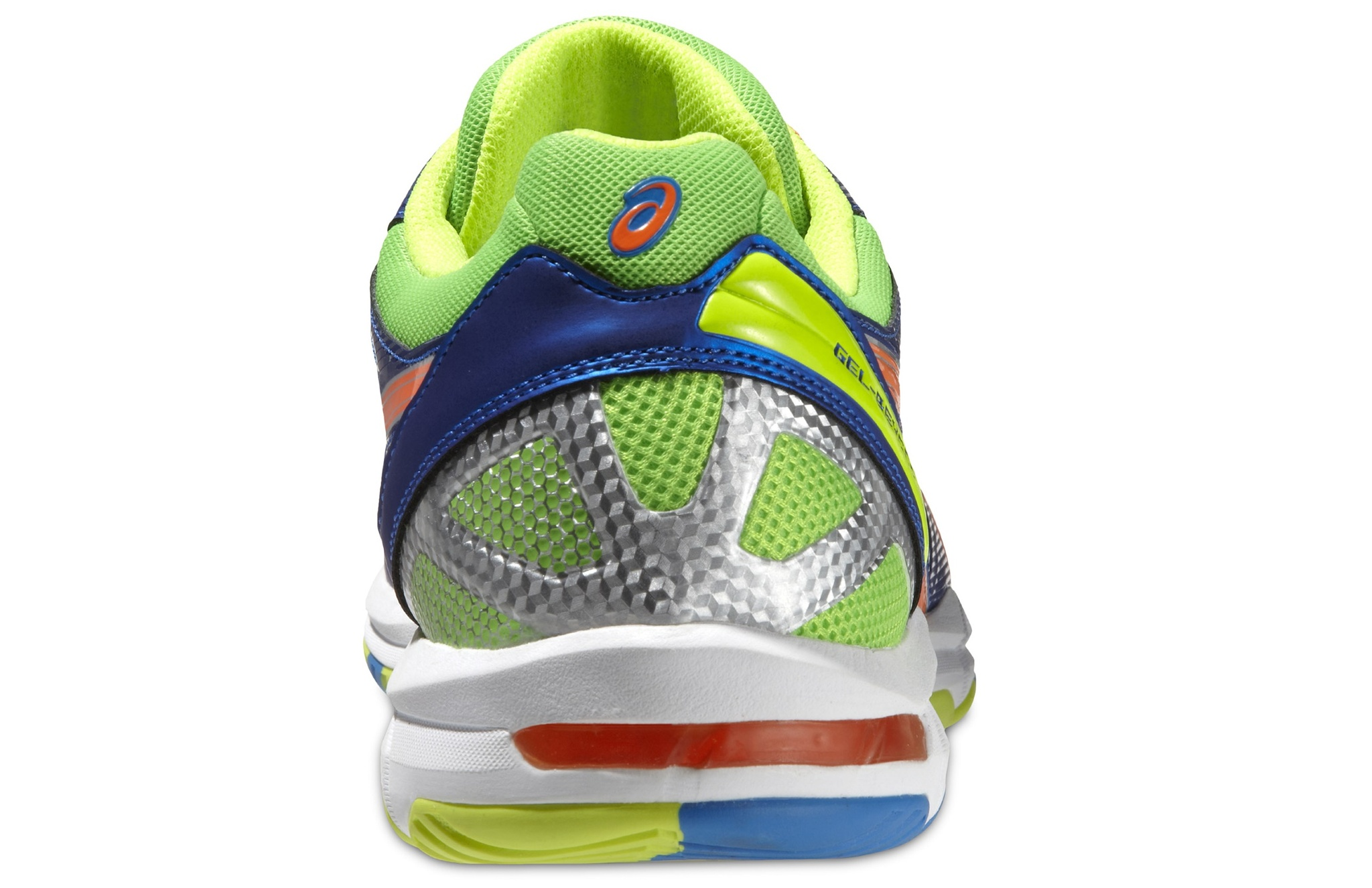 Мужские волейбольные кроссовки Асикс Gel-Beyond 4 (B404N 4230) синие фото