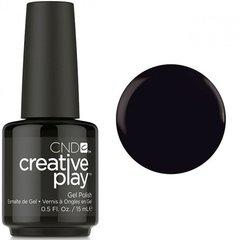 CND Creative Play Gel # 451 Black Forth 15 мл
