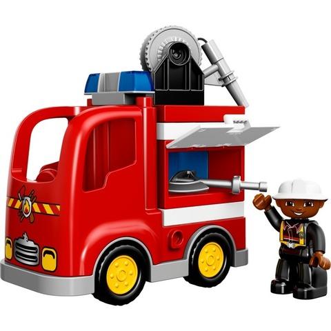 LEGO Duplo: Пожарный грузовик 10592