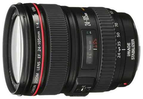 Объектив Canon EF 24-105mm  f/4 L IS USM