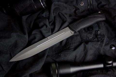 Туристический нож Егерский Полированный Эластрон