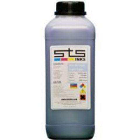 Экосольвентные (Eco-Solvent) чернила STS EcoSOL MAX, светло-голубые (Light Cyan), 1000 мл