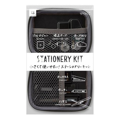 Набор Midori XS Stationery Kit (черный кейс)