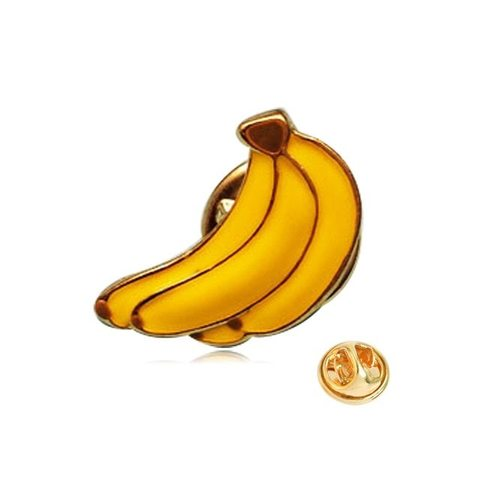 Значок, пін - Банани