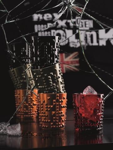 Бокал Whisky Copper 348 мл артикул 100054. Серия Punk