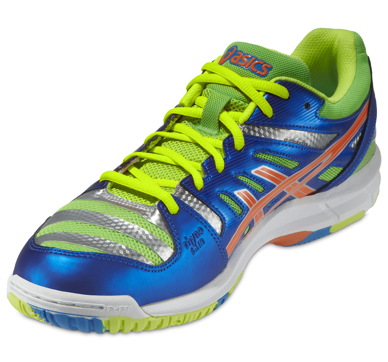 Мужские кроссовки для волейбола Asics Gel-Beyond 4 (B404N 4230) синие фото