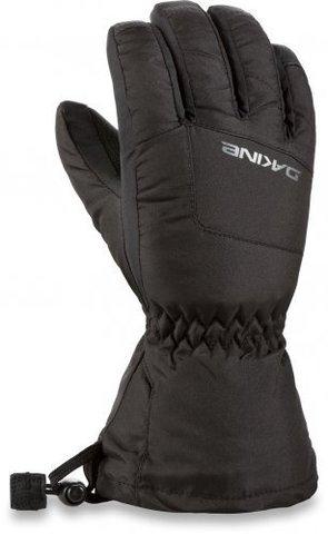 Перчатки горнолыжные Dakine Yukon Glove Black