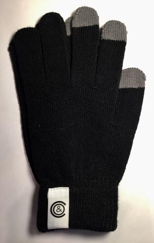Сенсорные перчатки с логотипом