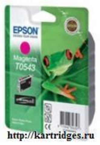 Картридж Epson T054340