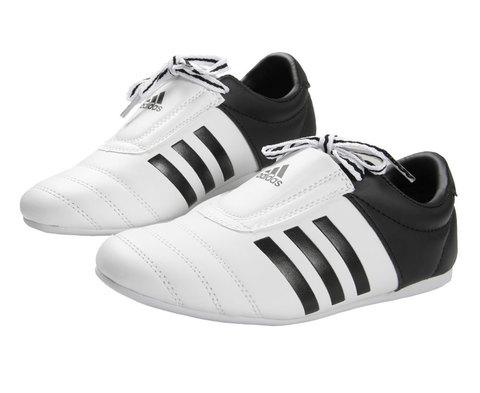 Степки для тхэквондо Adi-Kick 2 бело-черные