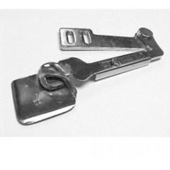 Фото: Окантователь для подгиба края ткани в 2 сложения (откидное)  KHF 17 3/16М (4,8мм)