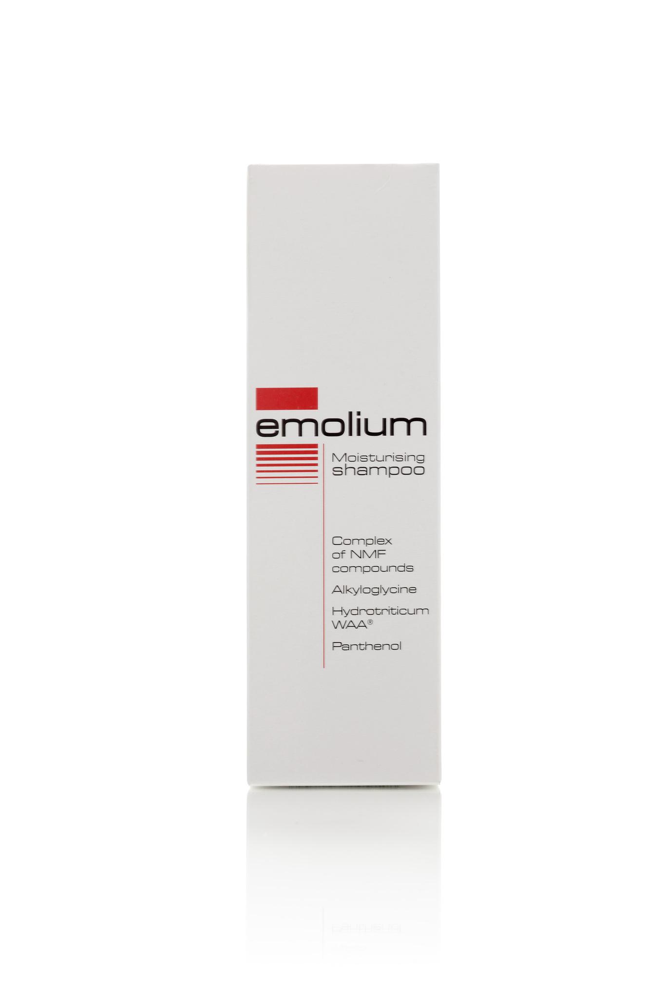 Эмолиум шампунь увлажняющий 200 мл.