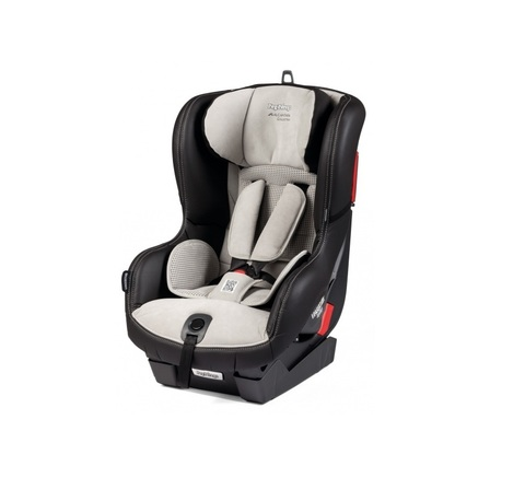 Автокресло Peg-Perego Viaggio 1 Duo-fix K Perl grey/alcantara (кожа)