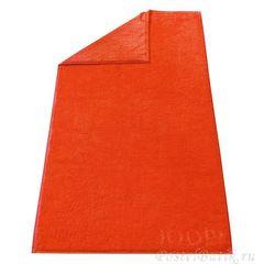 Полотенце 80х150 Cawo-JOOP! Classic Doubleface 1600 оранжевое
