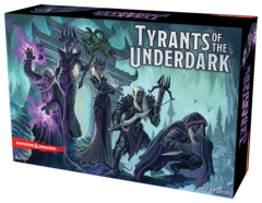 Dungeons and Dragons - Tyrants of the Underdark
