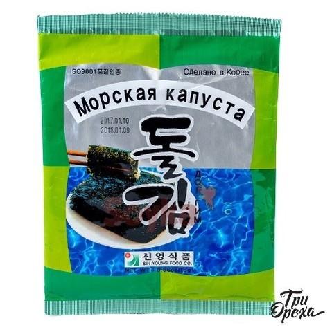 Капуста морская для суши 16 гр