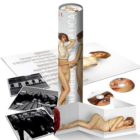 Lou Reed & Metallica / Lulu (Deluxe Tube Edition)(2CD)