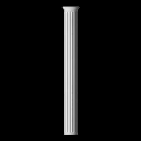 Ствол (полуколонна) Европласт из полиуретана 1.16.011, интернет магазин Волео
