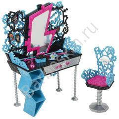 Игровой набор Monster High Туалетный столик Фрэнки Штейн (Frankie Stein)