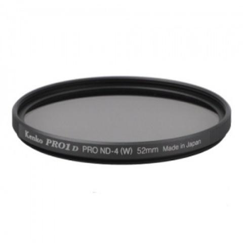 Нейтрально-серый фильтр Kenko Pro 1D ND4 W на 77mm
