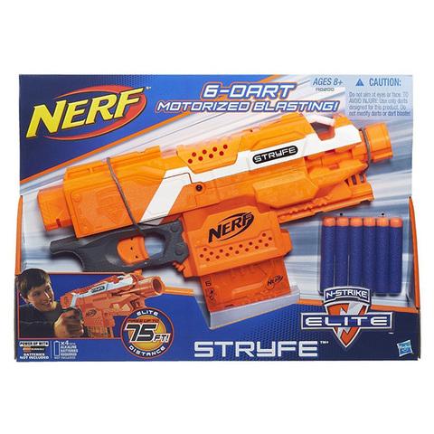 Hasbro: Бластер Nerf