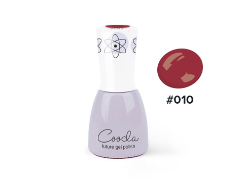 Гель-лак Future gel polish #010 Instalike