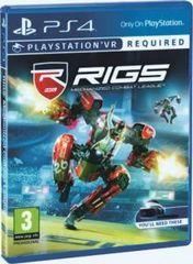 Sony PS4 RIGS: Mechanized Combat League (только для VR, русская версия)