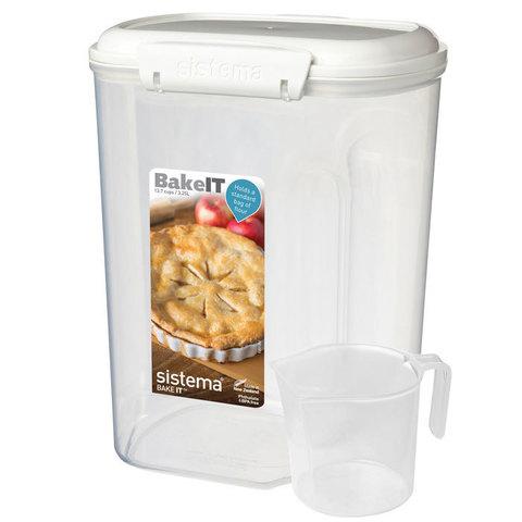 Контейнер BAKE-IT с мерным стаканом, 3,25 л