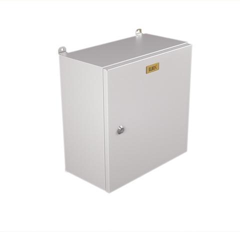 Электротехнический распределительный шкаф IP66 навесной (В300 × Ш200 × Г150) EMW c одной дверью